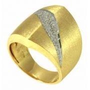 Anel em Ouro com Brilhantes