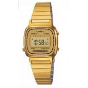 Relógio Casio Unissex - LA670WGA9DFU