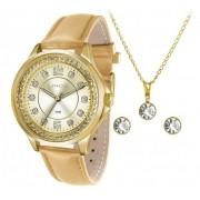 Relógio Lince Feminino - LRC4398L C2MX