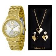 Relógio Lince Feminino - LRG4254L S2KX