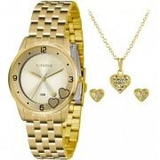 Relógio Lince Feminino - LRG4517L C2KX