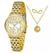 Relógio Lince Feminino - LRGH071L C2KX