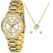 Relógio Lince Feminino - LRGH072L C1KX