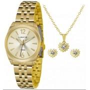 Relógio Lince Feminino - LRGH073L 2KX