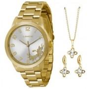 Relógio Lince Feminino - LRGJ041L S2KX