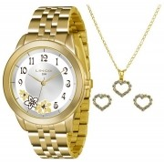 Relógio Lince Feminino - LRGJ053L S2KX