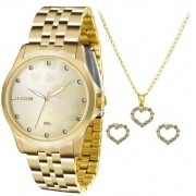 Relógio Lince Feminino - LRGJ064L C1KX
