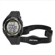 Relógio Monitor Cardíaco Mormaii Masculino - MO11558A/8A