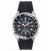 Relógio Bulova Masculino com Pulseira de Borracha - WB10019T