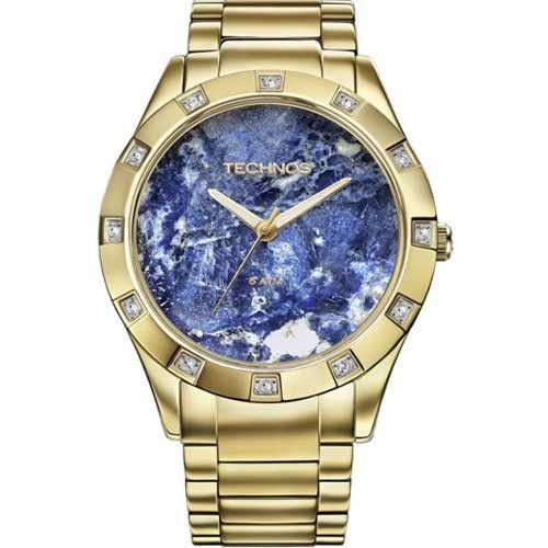 Relógio Technos Feminino - 2033AA/4A  - Dumont Online - Joias e Relógios