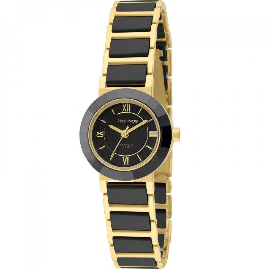 Relógio Technos Feminino - 2035LWF/4P  - Dumont Online - Joias e Relógios