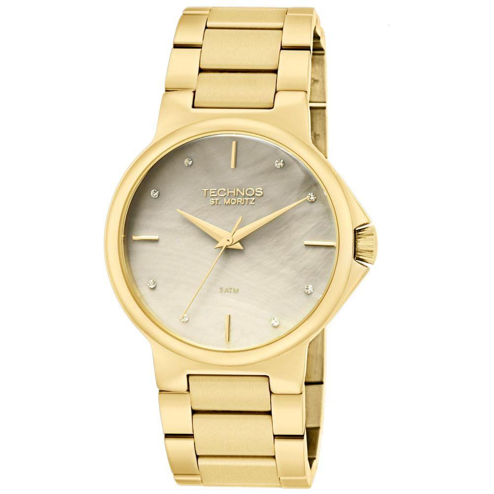 Relógio Technos Feminino - 2035LWK/4C  - Dumont Online - Joias e Relógios