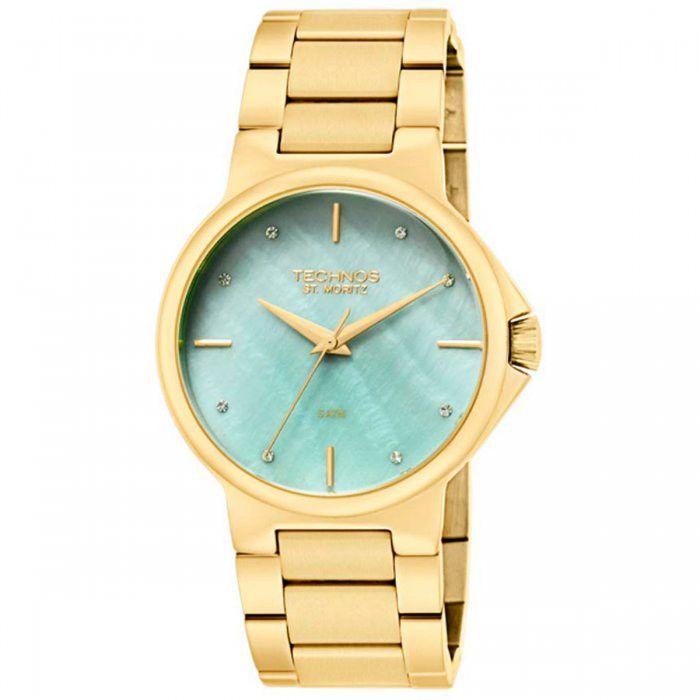 Relógio Technos Feminino - 2035LWK/4V  - Dumont Online - Joias e Relógios