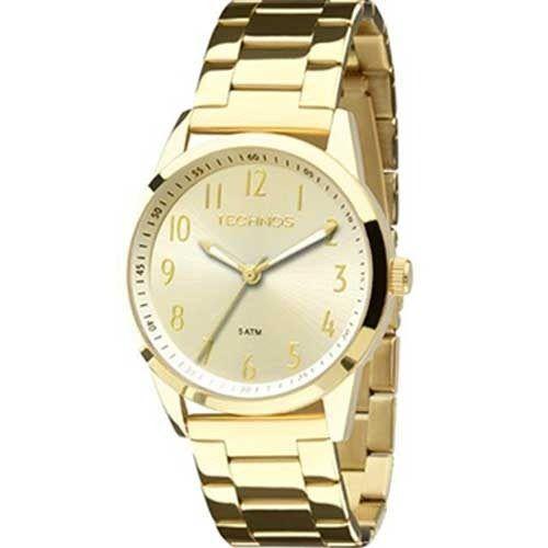 Relógio Technos Feminino - 2035MCS/4X  - Dumont Online - Joias e Relógios