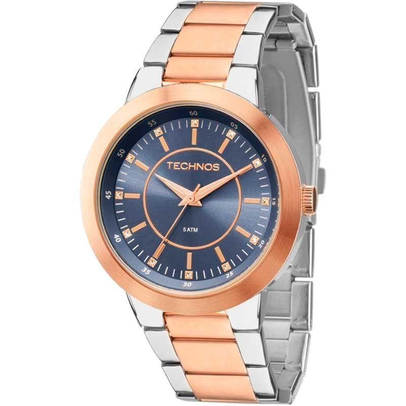 Relógio Technos Elegance Ladies - 2035MFG/5A  - Dumont Online - Joias e Relógios