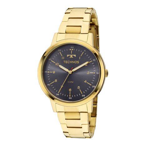 Relógio Technos Feminino - 2035MFN/4A  - Dumont Online - Joias e Relógios