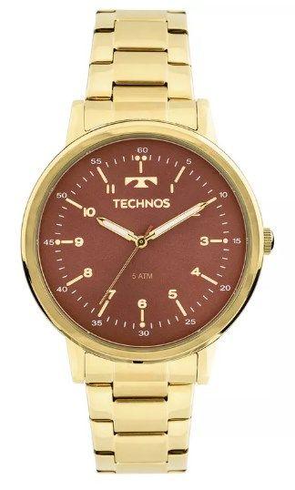 Relógio Technos Feminino - 2035MFN/4R  - Dumont Online - Joias e Relógios