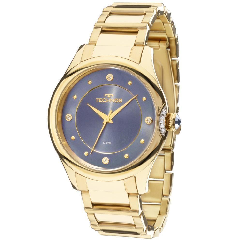 Relógio Technos Feminino - 2035MFR/4A  - Dumont Online - Joias e Relógios