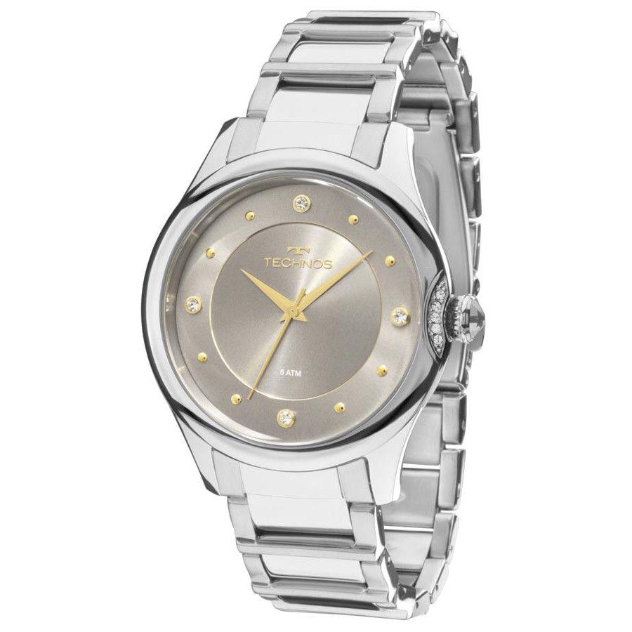 Relógio Technos Feminino - 2035MFS/3C  - Dumont Online - Joias e Relógios