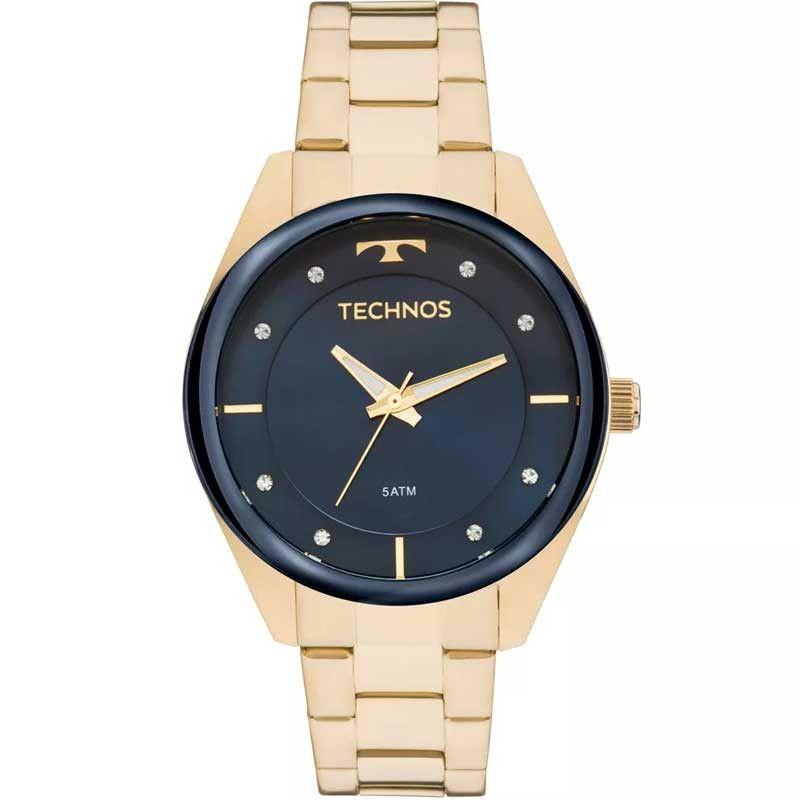Relógio Technos Feminino - 2035MKX/1A  - Dumont Online - Joias e Relógios