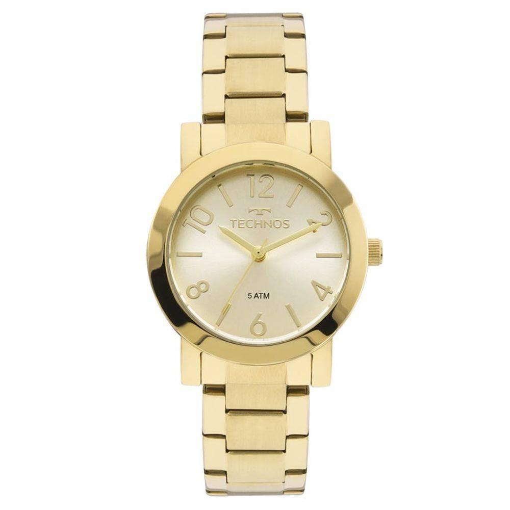 Relógio Technos Feminino - 2035MLN/4X  - Dumont Online - Joias e Relógios
