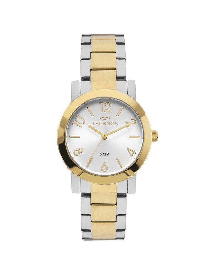 Relógio Technos Feminino - 2035MLO/5K  - Dumont Online - Joias e Relógios