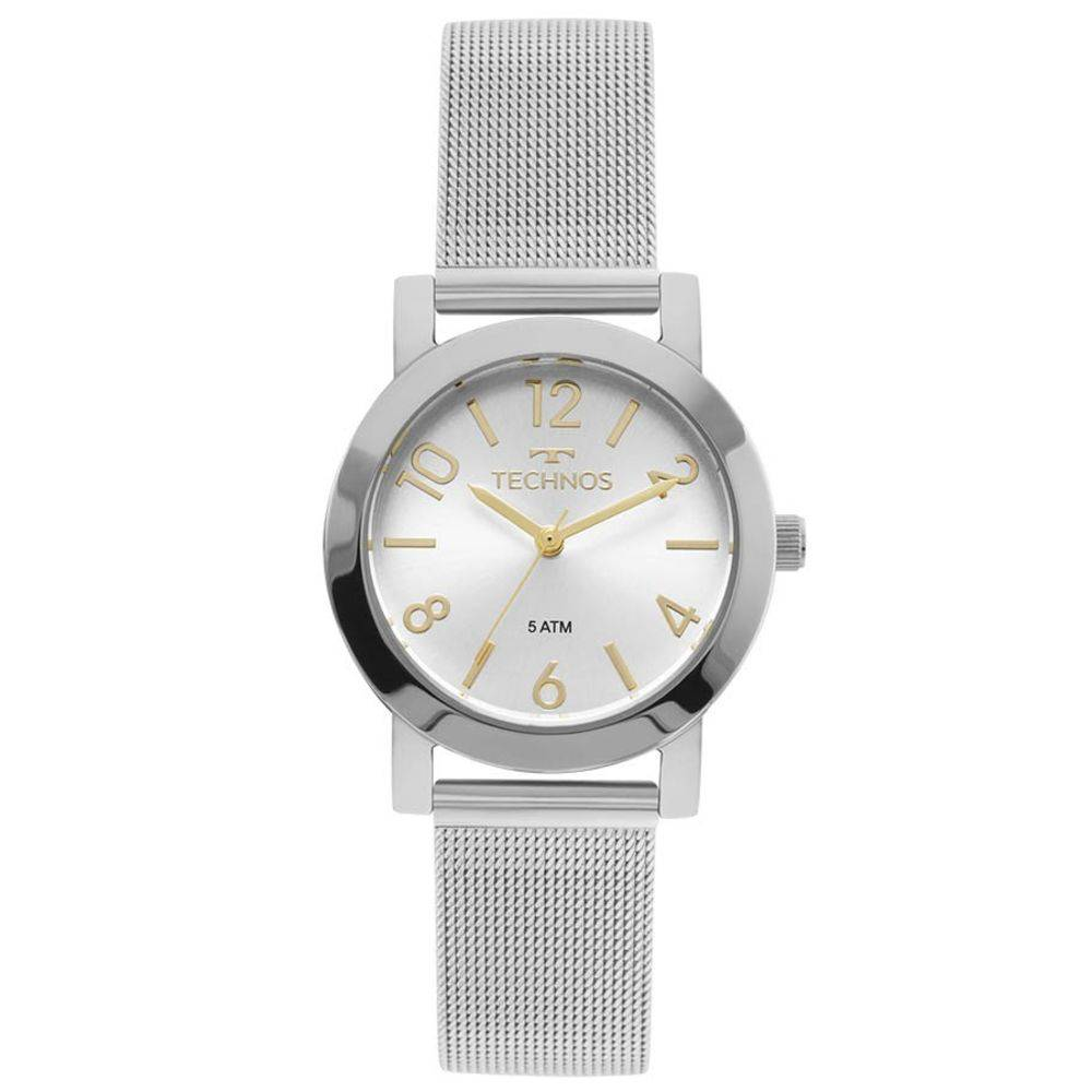 Relógio Technos Feminino - 2035MLQ/1K  - Dumont Online - Joias e Relógios