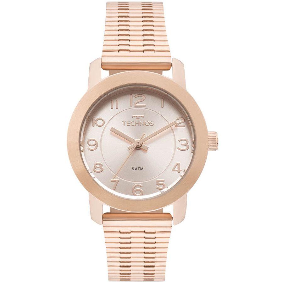 Relógio Technos Feminino - 2035MLT/4J  - Dumont Online - Joias e Relógios