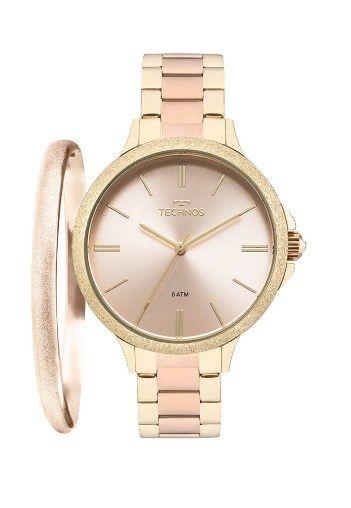 Relógio Technos Feminino - 2035MMB/K4T  - Dumont Online - Joias e Relógios