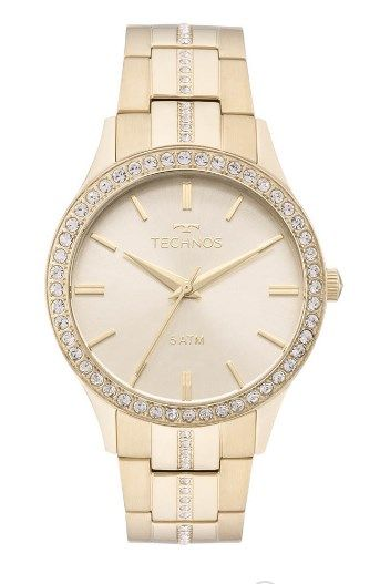 Relógio Technos Feminino - 2035MMK/4X  - Dumont Online - Joias e Relógios