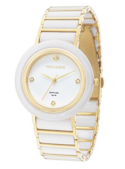 Relógio Technos Feminino - 2036LND/4B  - Dumont Online - Joias e Relógios