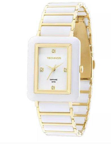 Relógio Technos Feminino - 2036LNF/4B  - Dumont Online - Joias e Relógios