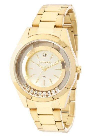 Relógio Technos Feminino - 2036MEO/4X  - Dumont Online - Joias e Relógios