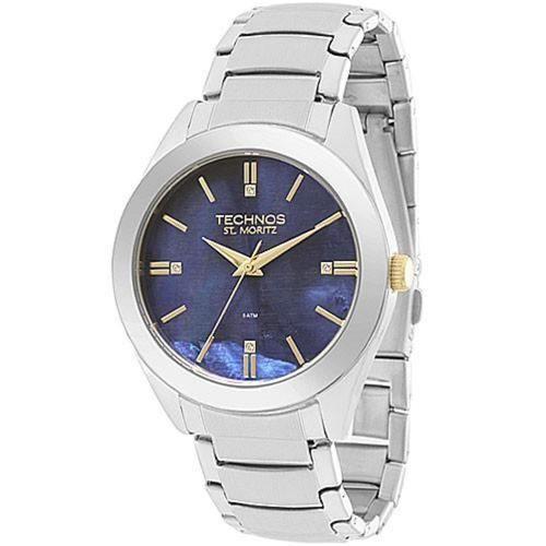 Relógio Technos Feminino - 2036MEZ/1A  - Dumont Online - Joias e Relógios
