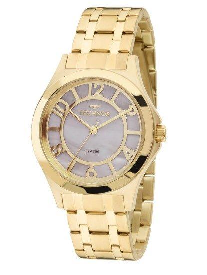Relógio Technos Feminino - 2036MFPA/4C  - Dumont Online - Joias e Relógios