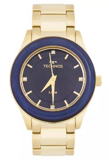 Relógio Technos Feminino - 2036MGK/4A  - Dumont Online - Joias e Relógios