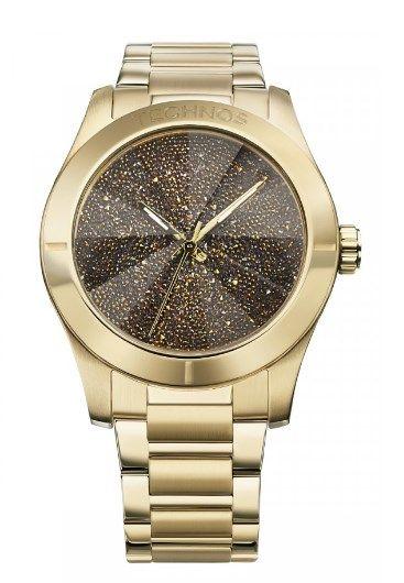 Relógio Technos Feminino - 2039AL/4M   - Dumont Online - Joias e Relógios