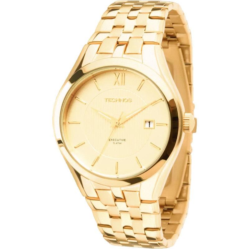 Relógio Technos Feminino - 2115KMY/4X  - Dumont Online - Joias e Relógios