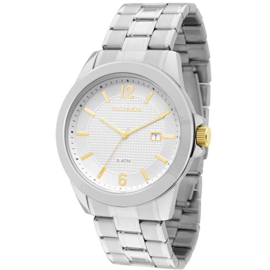 Relógio Technos Feminino - 2115KNQ/1K  - Dumont Online - Joias e Relógios