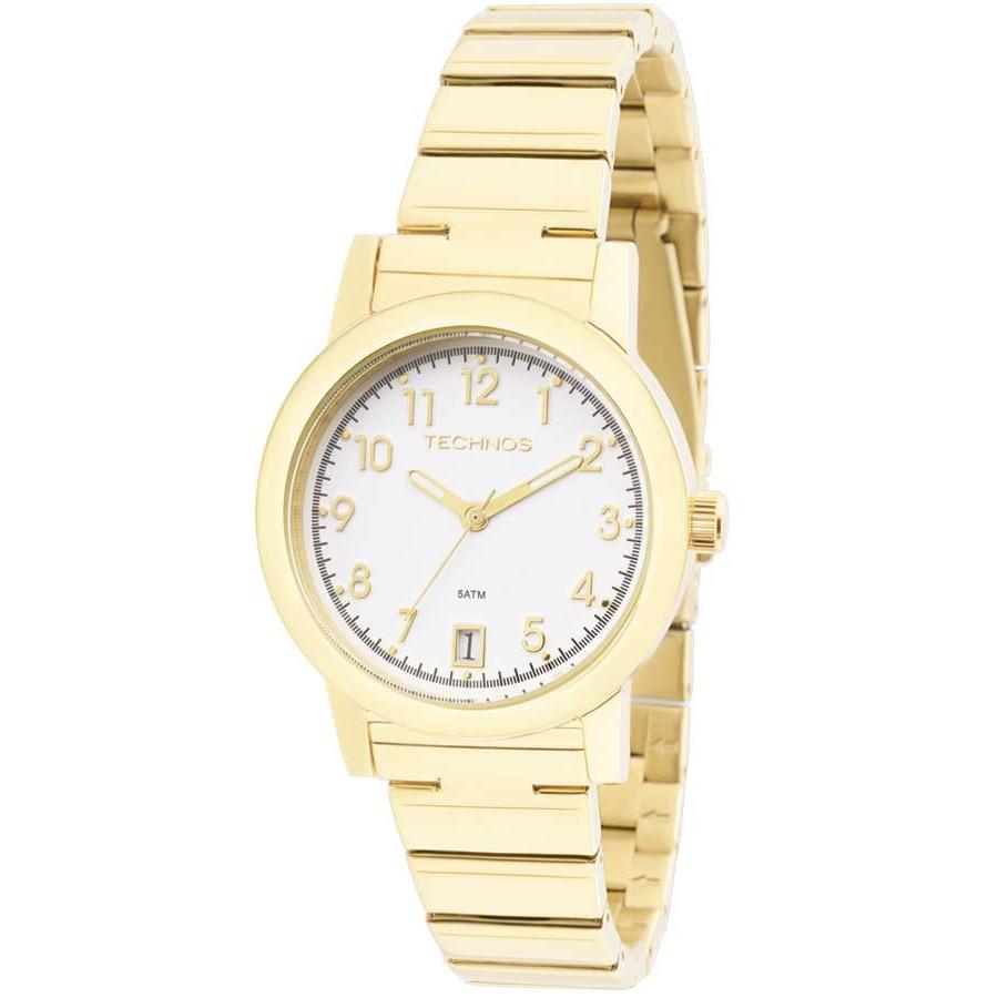 Relógio Technos Feminino - 2115KPI/4K  - Dumont Online - Joias e Relógios