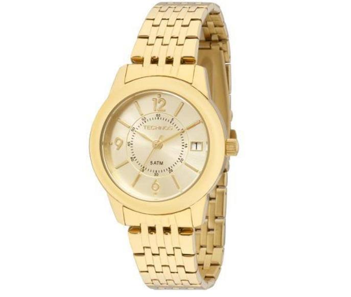 Relógio Technos Feminino - 2115KRA 4X - Dumont Online - Joias e Relógios d6ae6c2881