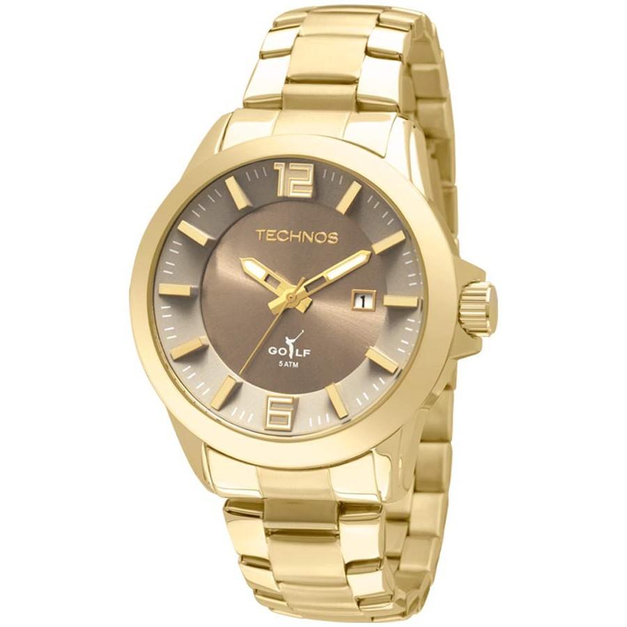 Relógio Technos Feminino - 2115KRM/4C  - Dumont Online - Joias e Relógios