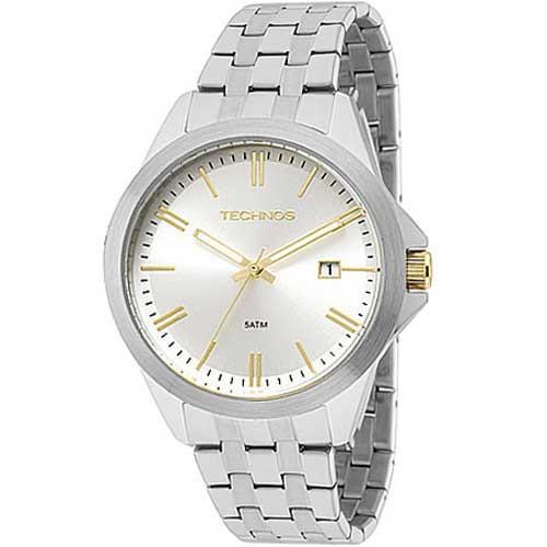 Relógio Technos Masculino - 2115KRY/1K  - Dumont Online - Joias e Relógios