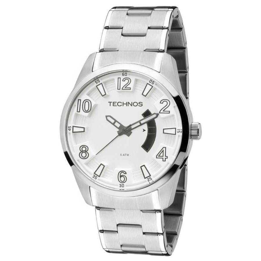 Relógio Technos Masculino - 2115KSU/1Y  - Dumont Online - Joias e Relógios