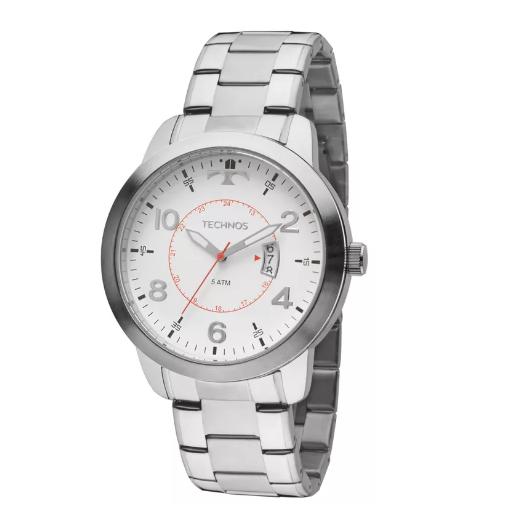 Relógio Technos Masculino - 2115KTM/1B  - Dumont Online - Joias e Relógios