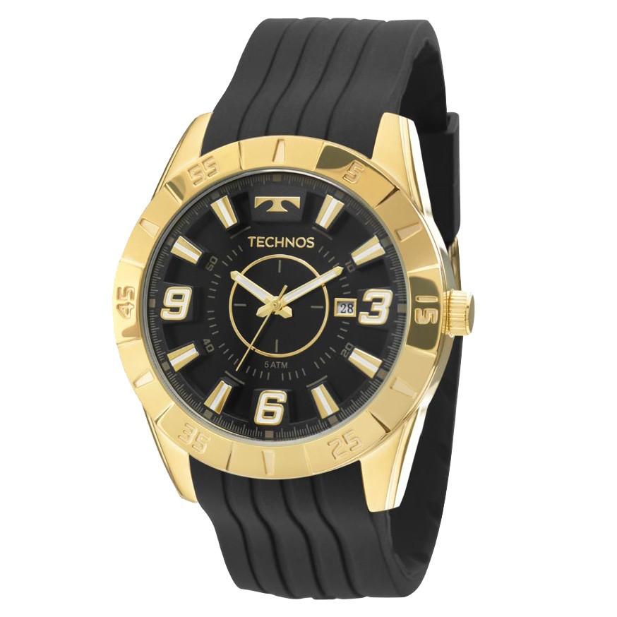 Relógio Technos Masculino - 2115KZA/8P  - Dumont Online - Joias e Relógios