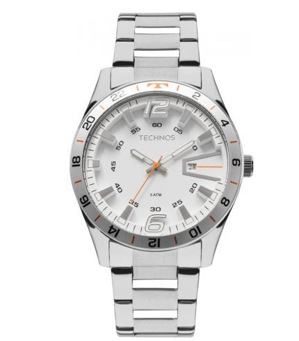 Relógio Technos Masculino - 2115LAK/1B  - Dumont Online - Joias e Relógios
