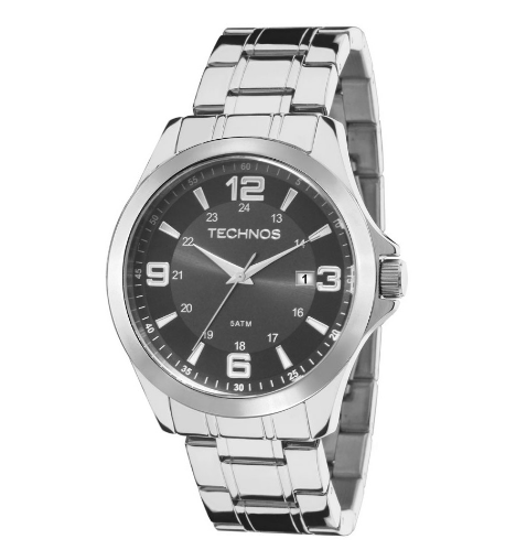 Relógio Technos Masculino - 2115MKT/1C  - Dumont Online - Joias e Relógios