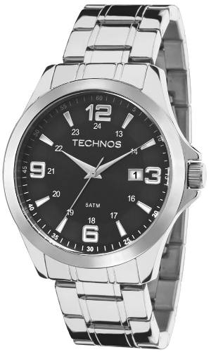 Relógio Technos Masculino - 2115MKT/1P  - Dumont Online - Joias e Relógios