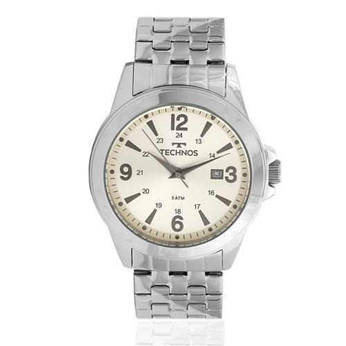 Relógio Technos Masculino - 2115MLE/0X  - Dumont Online - Joias e Relógios